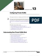 Configuring Private VLANs (PVLANs)