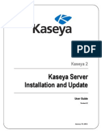 Manually Download and Apply Kaseya Hotfix-Page21