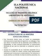 CienciaMaterialesI - I Parte - Capítulo 2