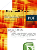 4 Microsoft Excel I