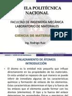 CienciaMaterialesI - I Parte - Capitulo 3