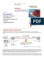 ThermoCable Linear Heat Detection - LHD - Addressable - Conventional - Use With Any New or Existing Fire Alarm Panel