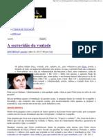 A escravidão da vontade _ Portal da Teologia.pdf