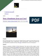 Deus Abandonou Jesus na Cruz_ _ Portal da Teologia.pdf
