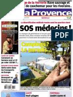 La Provence du 30 Juillet 2013