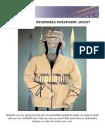 Jan 05 Reversible Jacket