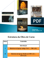 HISTÓRIA DA IGREJA CRISTÃ - EAD - SPRBC