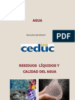 Gestion Ambiental Agua
