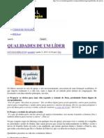 QUALIDADES DE UM LÍDER _ Portal da Teologia.pdf