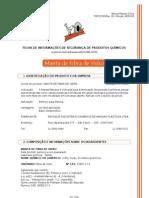 FISPQ-Manta Fibra de Vidro