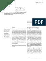 CSP Juarez P. Furtado Participação e produção de conhecimento