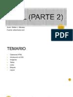 HTML (Parte 2).pptx
