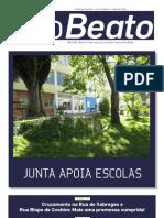 """Boletim Informativo """"O Beato"""" - edição Maio"""