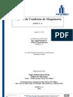 Informe a. de Vib Ventiladores Planta de Humos 20agosto2013