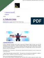 A Volta de Cristo _ Portal da Teologia.pdf