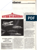 Starblazers rules FROM SPACEGAMER LONG OOP