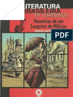 HQ - Memórias de um sgt de milícias (Manuel Antônio de Almeida)