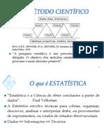 Palestra Estatística