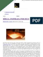 BÍBLIA_ INSPIRADA POR DEUS _ Portal da Teologia.pdf