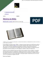 História da Bíblia _ Portal da Teologia.pdf