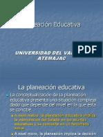 58433257 Planeacion Educativa