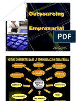 Ppt Outsourcing Empresarial