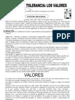 1.Respeto y Tolerancia- Valores Quinto Cvm 2012