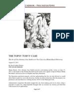 The Topsy Turvy Case