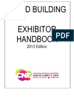 Food Building Exhibitor Handbook