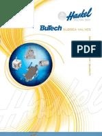 BuTech Subsea Valves