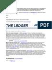 The Ledger 08/22/13