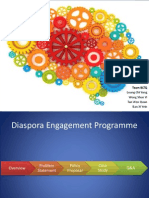 Diaspora Engagement Programme