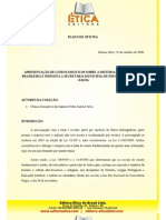 Plano Oficina Ilhéus 2008