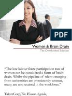 Women & Brain Drain