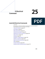 AutoCAD Electrical Command-Index