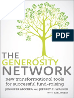 The Generosity Network by Jennifer McCrea and Jeffrey C. Walker - Excerpt