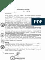 Texto Único de Procedimientos Administrativos (TUPA) del Jurado Nacional de Elecciones