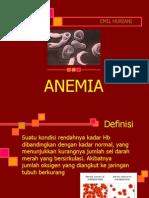 asuhan kepperawatan anemia