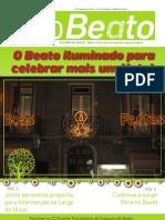 """Boletim Informativo """"O Beato"""" - edição de Dezembro 2008"""
