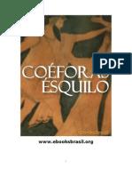 Ésquilo - Coeforas
