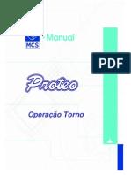 CNCProteo Manual de Operacao Torno