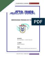 Proceso de Planificacion Huarachi