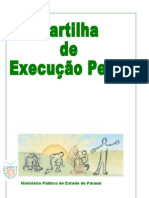 Cartilha de Execução Penal