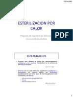 1.06 - Esterilización por calor (II  dic