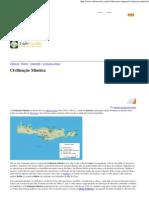Civilização Minóica - História - InfoEscola