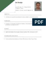 CurriculumVitae - Carlos Herbert Ferreira de Carvalho
