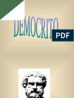 DEMOCRITO