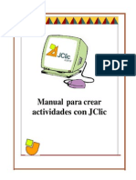 Manual Jclic