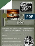 Valores d Ela Familia Curso