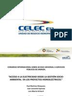 21. Paul Martinez y Otros-Acceso a La Electricidad Desde La Gestion Socio-Ambiental en Los Proyectos Hidroelectricos